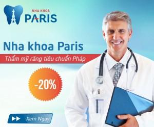 ĐỊa chỉ chữa răng sâu ở đâu tốt nhất hiện nay? Nha khoa Paris