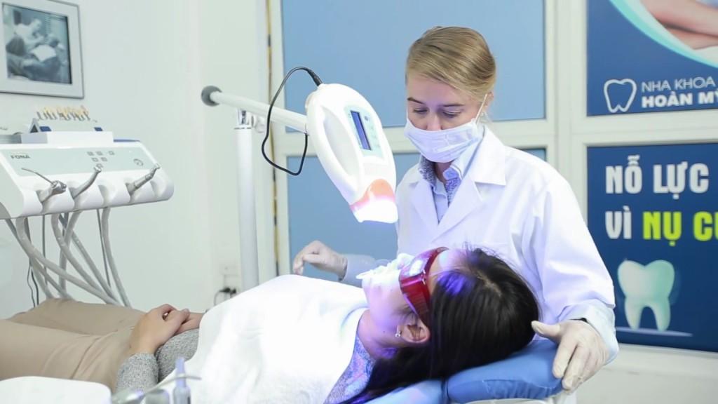 Nha khoa Paris - Thẩm mỹ răng tiêu chuẩn quốc tế