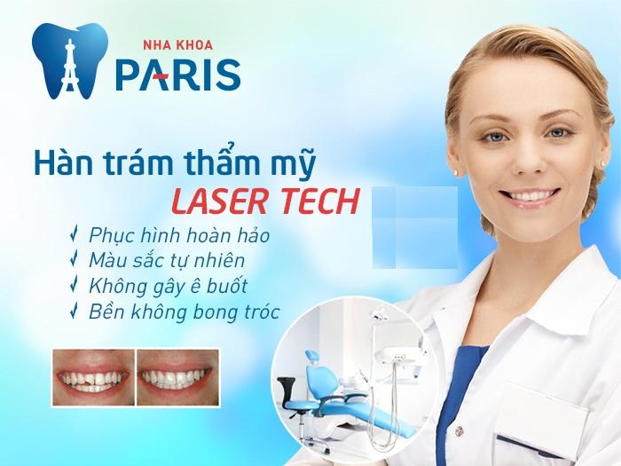 Hàn trám là một phương pháp khắc phục sâu răng hiệu quả