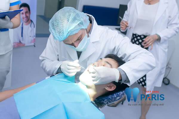 Phương pháp lấy tủy răng tại Nha khoa Paris 2