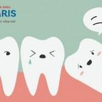 Có nên nhổ răng số 8 mọc lệch nếu răng mọc gây đau nhức