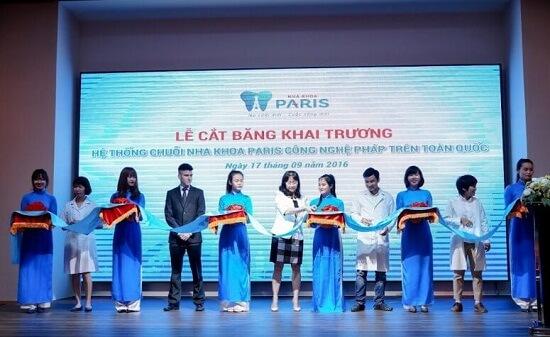 Xem địa chỉ Nha khoa Paris tại TP Vinh – Nghệ An có gì đặc biệt?