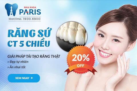 Bọc răng sứ bằng công nghệ CT 5 chiều có tốt không?