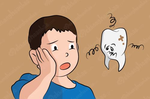 Đau răng do sâu răng gây ra ảnh hưởng đến sức khỏe