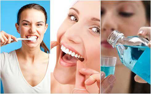 Làm thế nào để làm sạch mảng bám chân răng? 2