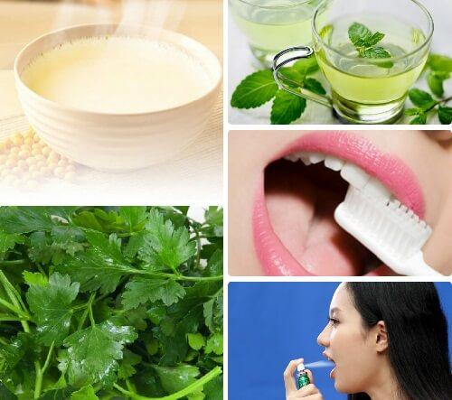 Tại sao chân răng có mùi hôi? Cách khắc phục tại nhà hiệu quả 2