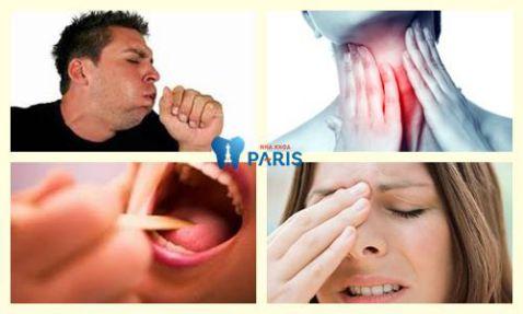Khô họng vào mùa đông là triệu chứng của bệnh lý gì? 3