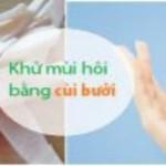 Phương pháp chữa hôi miệng bằng vỏ bưởi an toàn hiệu quả
