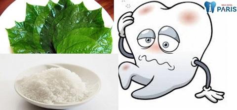 Chữa răng bị sâu tại nhà với nguyên liệu đơn giản