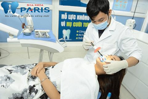 Giá tẩy trắng răng tại nha khoa Paris hợp lý nhất trên thị trường hiện nay