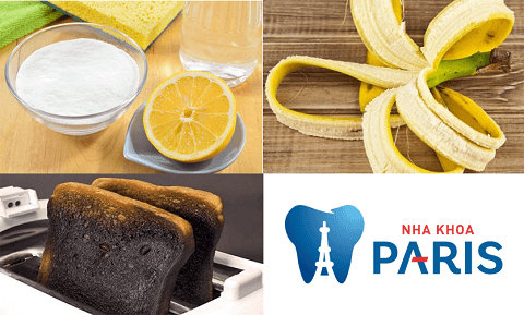 Tẩy trắng răng ở đâu tốt - Các phương pháp tại nhà