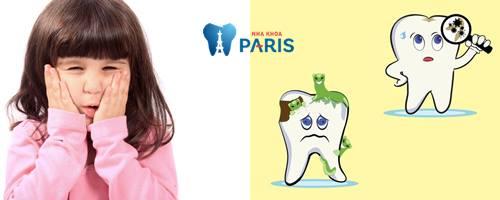 Cách làm trắng răng cho trẻ em ở nhà cực nhanh và đơn giản