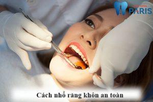 Nhổ răng khôn có đau không? Đâu là kỹ thuật nhổ răng an toàn không đau 2