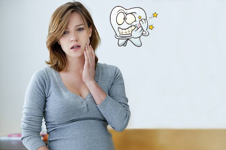 Nguyên nhân dẫn đến bệnh viêm lợi khi mang thai và cách khắc phục