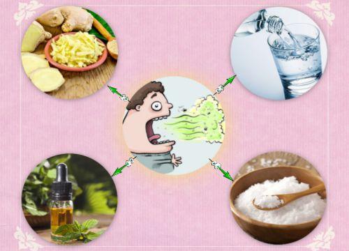 Làm sao để chữa lợi có mùi hôi?