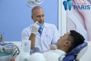 đau răng hàm trong cùng