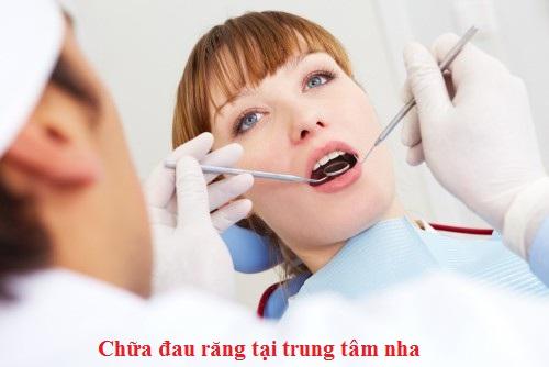 thuốc chữa đau răng dân tộc Dao